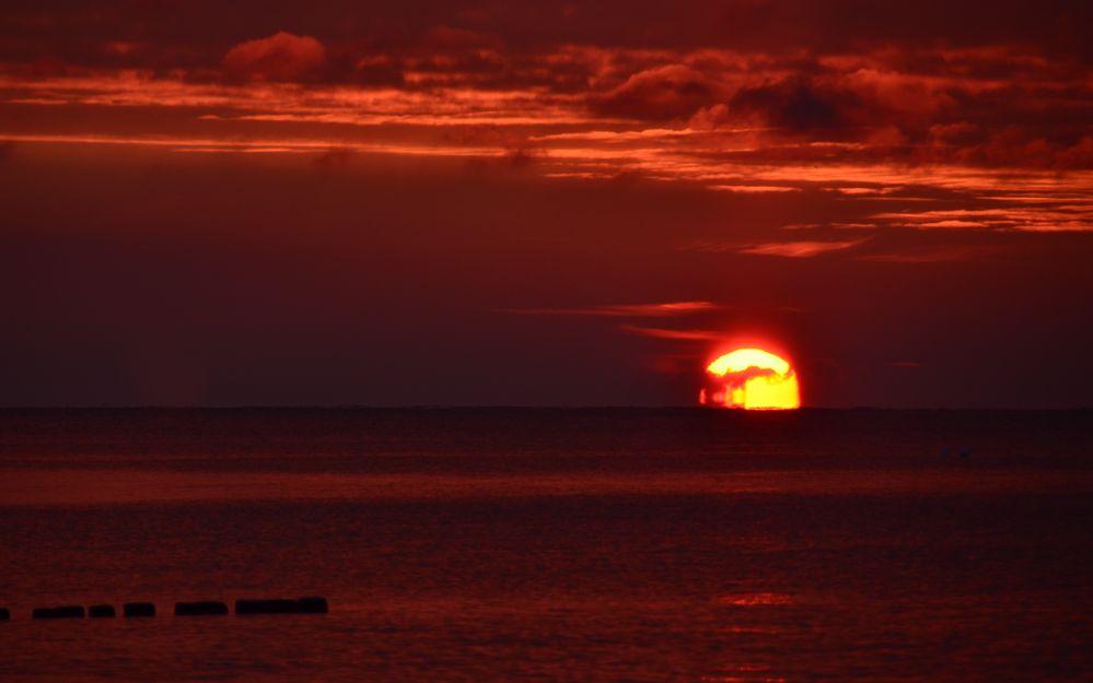 Sonnenuntergang 19.2013