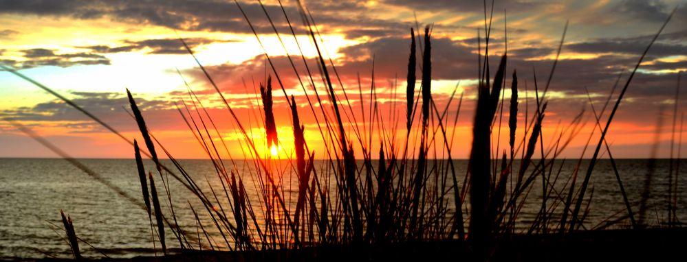 Sonnenuntergang 19.August