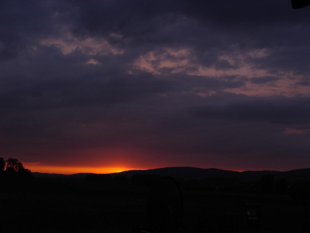 Sonnenuntergang 2