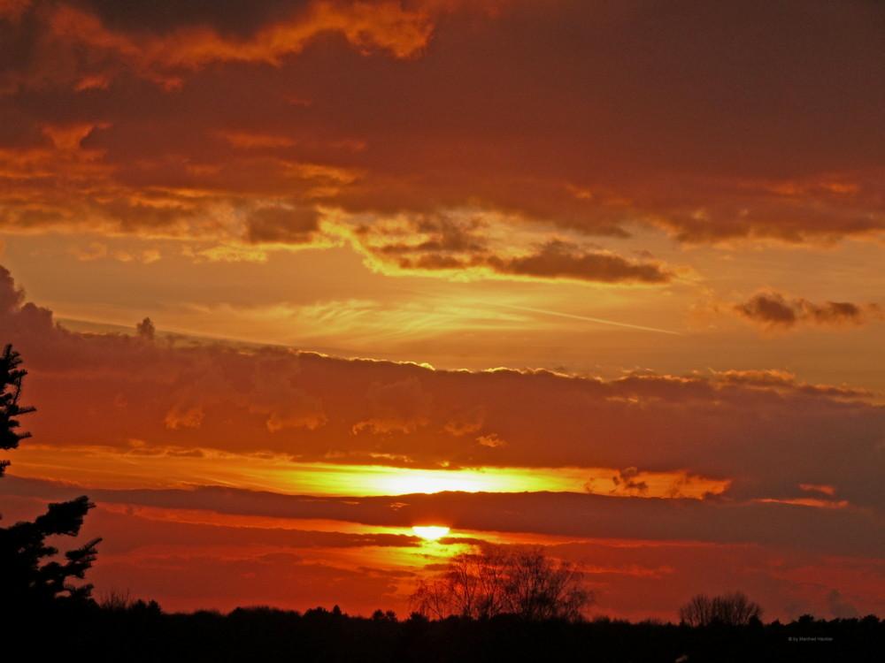 Sonnenuntergang 2 GL 11.03.2009