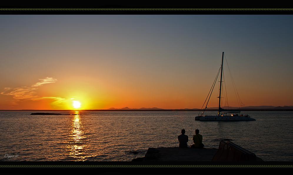 Sonnenuntergang 2013-1