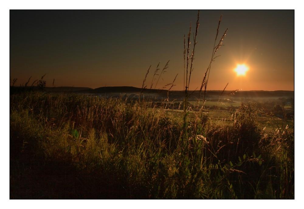 Sonnenuntergang ~~ *~~
