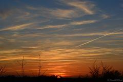 Sonnenuntergang * 21.04.15