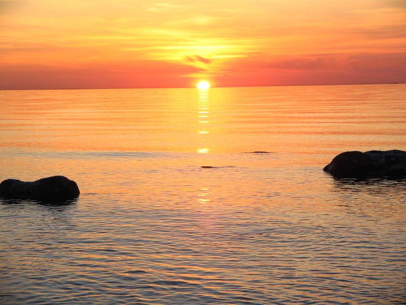 ***Sonnenuntergang***