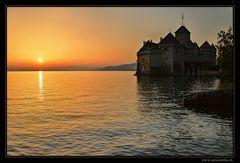 - - - Sonnenuntergang - - -