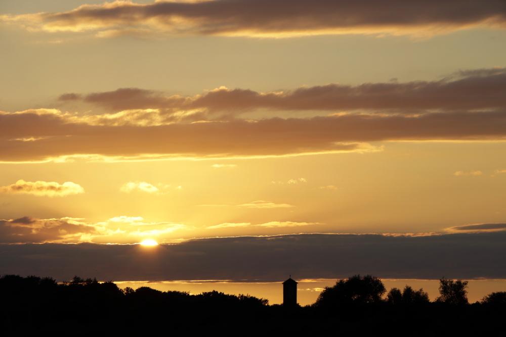 Sonnenuntergang am 10.07.2020 - Bild 2