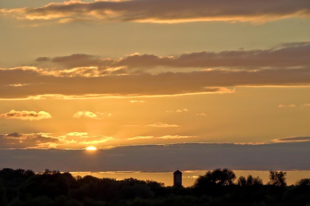 Sonnenuntergang am 10.07.2020 - Bild 3