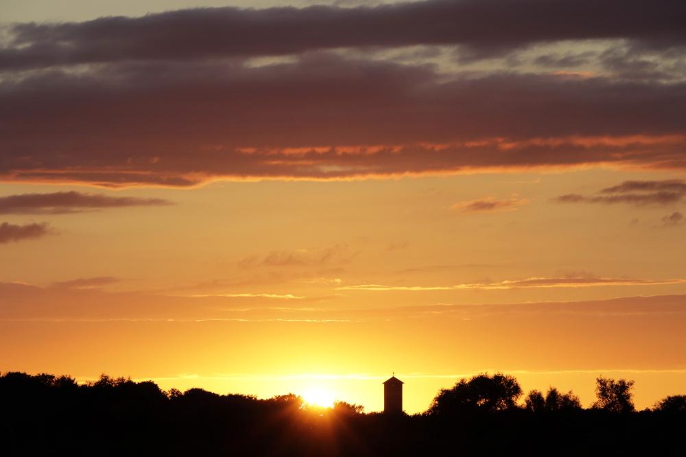 Sonnenuntergang am 10.07.2020 - Bild 5
