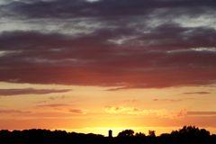 Sonnenuntergang am 10.07.2020 - Bild 6