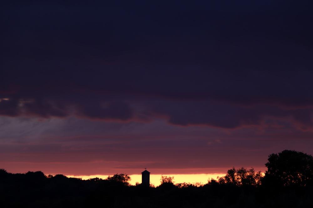 Sonnenuntergang am 13. Mai 2020 - Bild 2