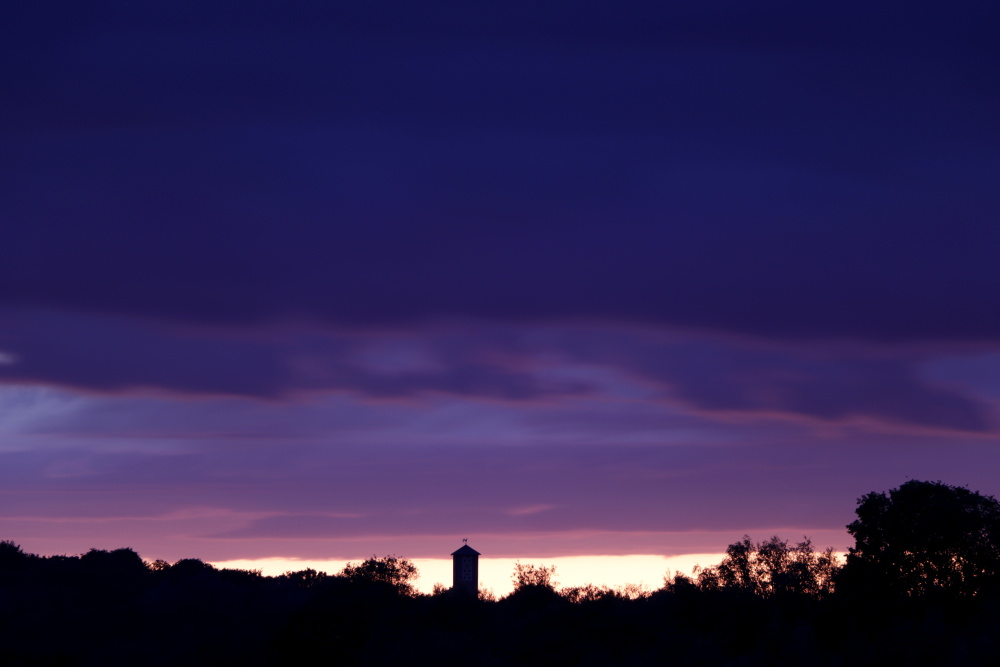 Sonnenuntergang am 13. Mai 2020 - Bild 3
