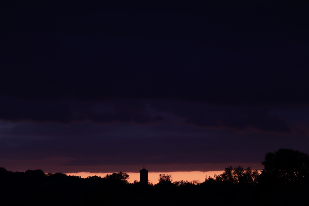 Sonnenuntergang am 13. Mai 2020 - Bild 4