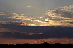 Sonnenuntergang am 14. Mai - Bild 1