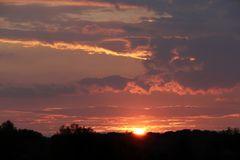 Sonnenuntergang am 14. Mai - Bild 10