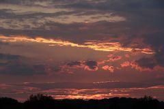 Sonnenuntergang am 14. Mai - Bild 11
