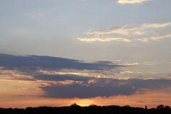 Sonnenuntergang am 14. Mai - Bild 3