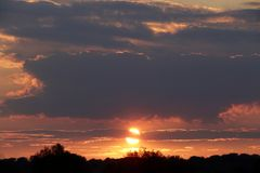 Sonnenuntergang am 14. Mai - Bild 7