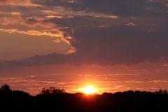 Sonnenuntergang am 14. Mai - Bild 9