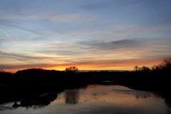 Sonnenuntergang am 17. Januar 2021 - Bild 2