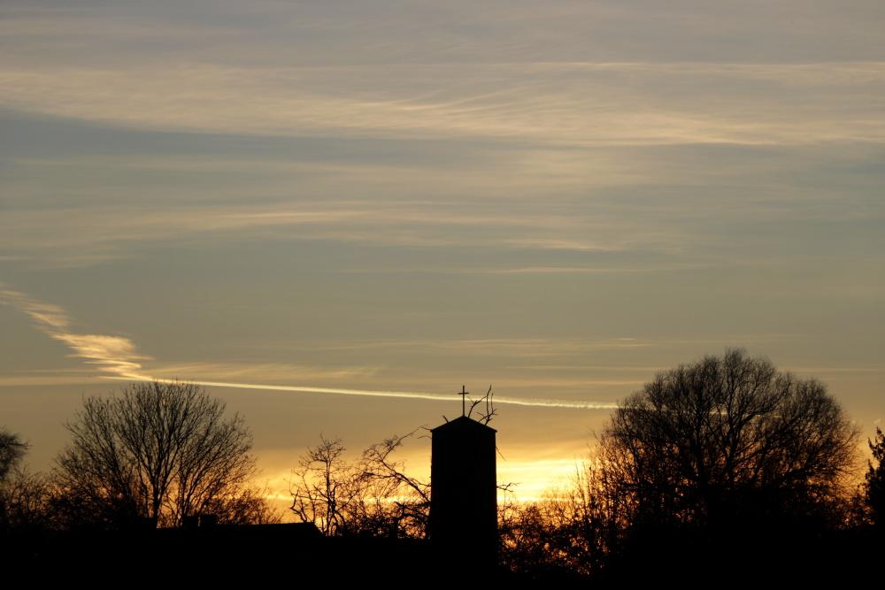Sonnenuntergang am 18. Dezember - Bild 1