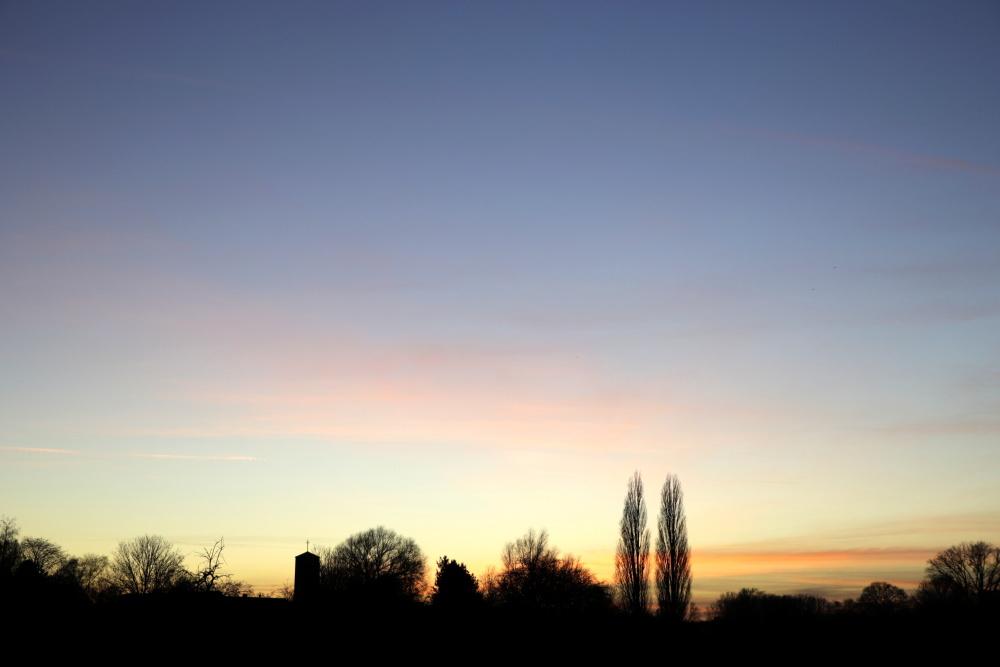 Sonnenuntergang am 18. Dezember - Bild 4