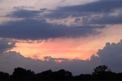 Sonnenuntergang am 19.06.20 - Aufnahme 5