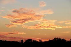 Sonnenuntergang am 2. Juni - Bild 1