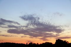 Sonnenuntergang am 2. Juni - Bild 9