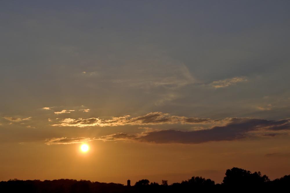 Sonnenuntergang am 20. Juni 2020 - Bild 2