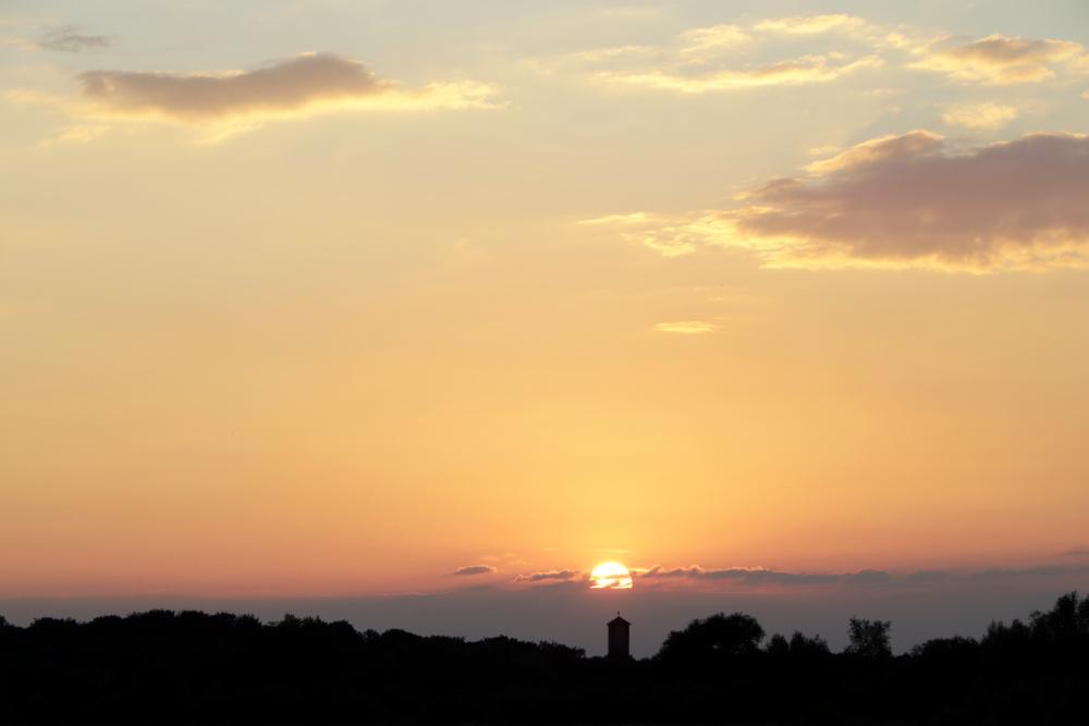 Sonnenuntergang am 20. Juni 2020 - Bild 3