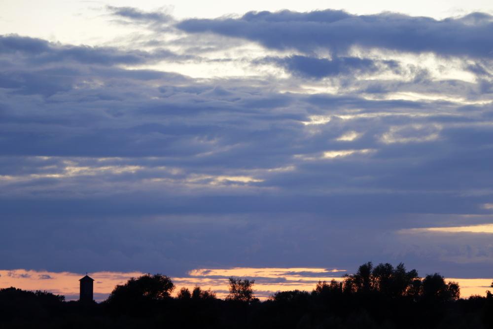 Sonnenuntergang am 21. Juni 2020 - Bild 2