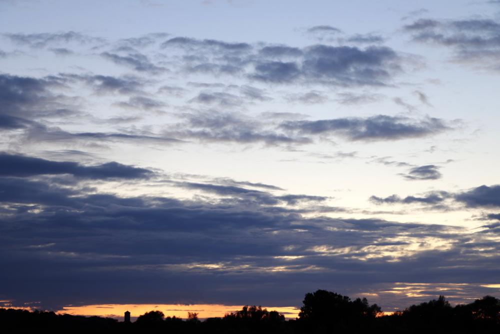 Sonnenuntergang am 21. Juni 2020 - Bild 3