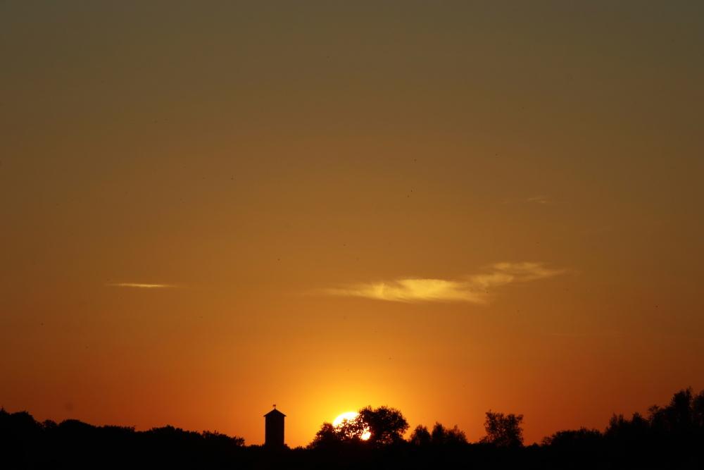 Sonnenuntergang am 23. Juni 2020 - Bild 2