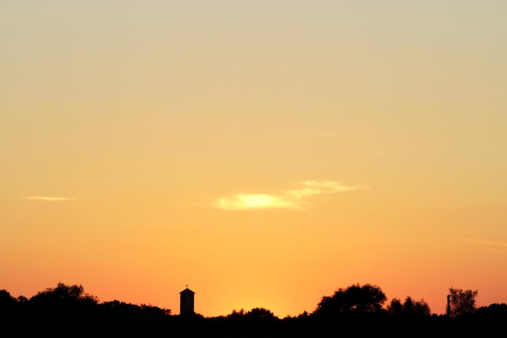 Sonnenuntergang am 23. Juni 2020 - Bild 3