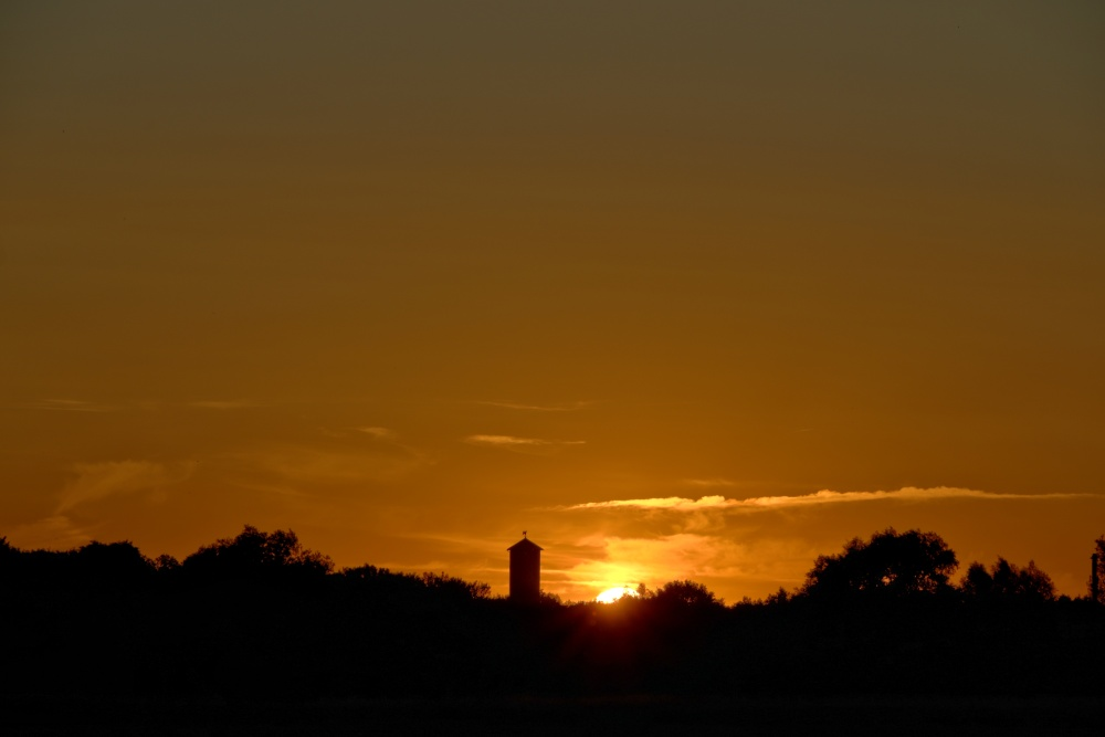 Sonnenuntergang am 24. Juni 2020 - Bild 2