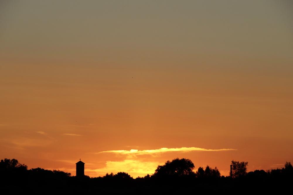 Sonnenuntergang am 24. Juni 2020 - Bild 3