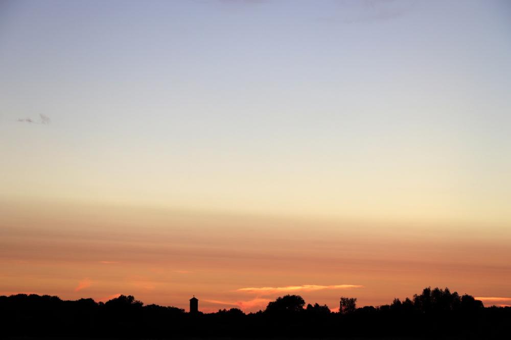Sonnenuntergang am 24. Juni 2020 - Bild 7
