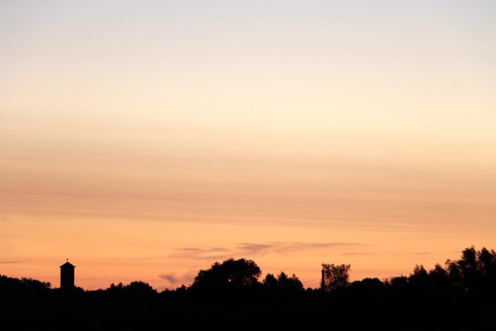 Sonnenuntergang am 24. Juni 2020 - Bild 8