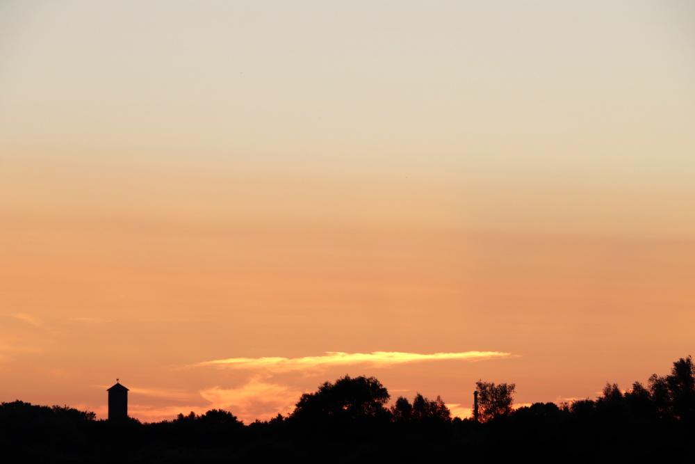 Sonnenuntergang am 26. Juni 2020 - Bild 4