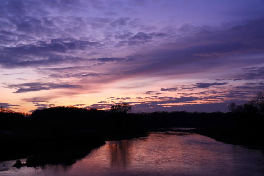 Sonnenuntergang am 26.12.2020 - Bild 10