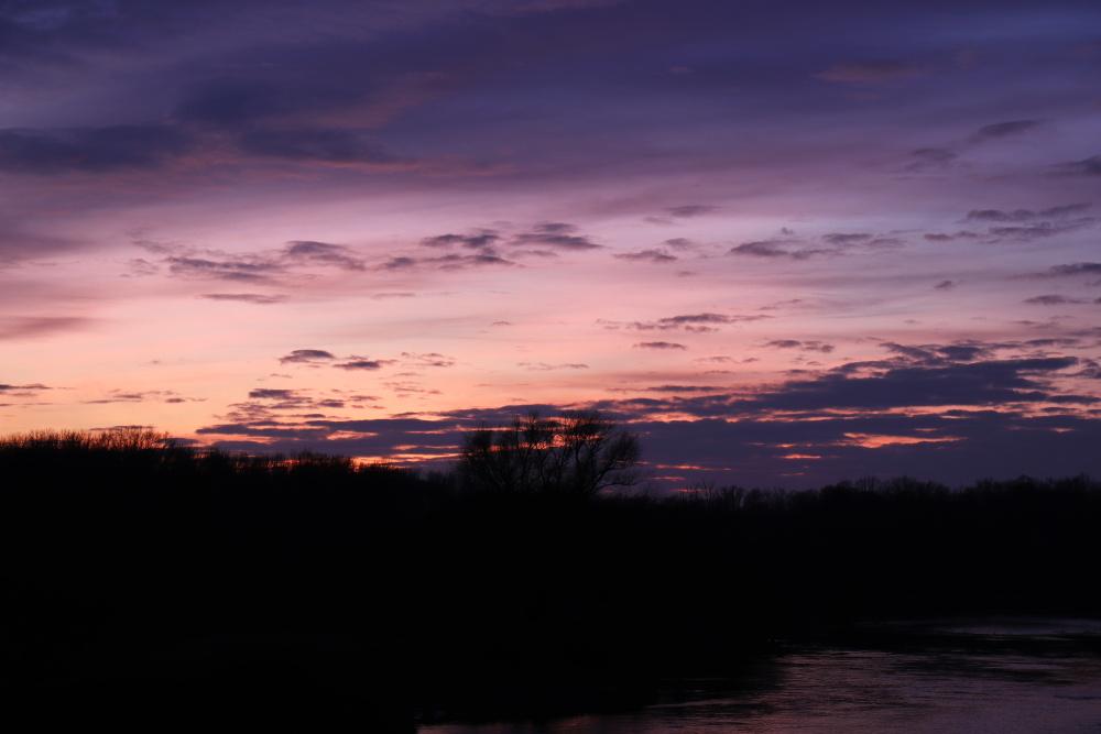 Sonnenuntergang am 26.12.2020 - Bild 11