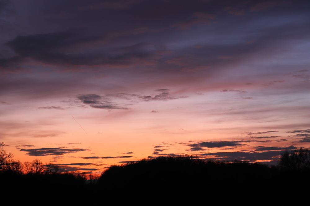 Sonnenuntergang am 26.12.2020 - Bild 13