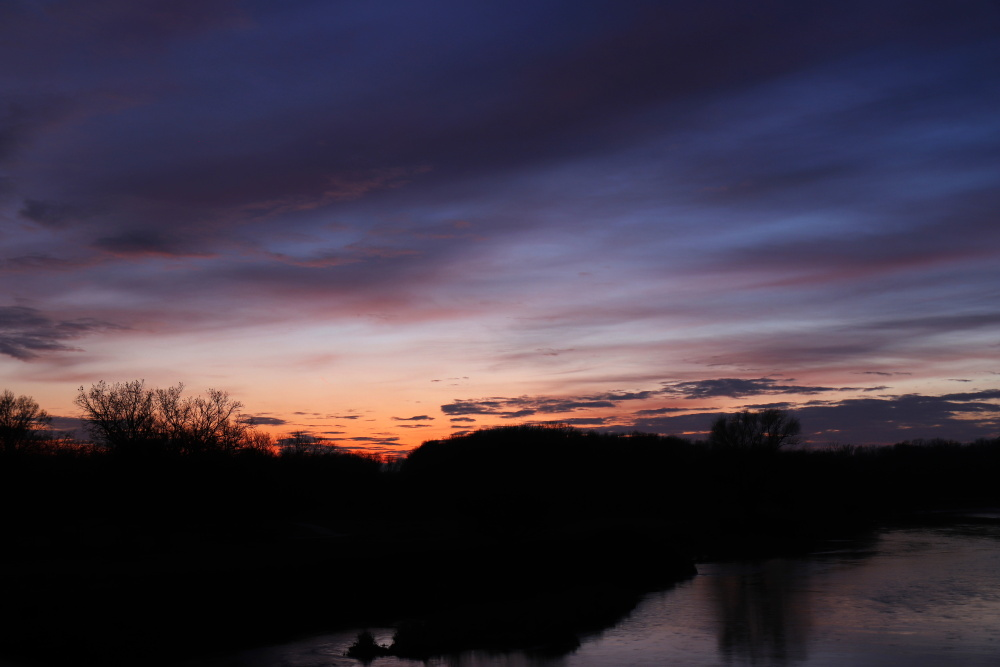 Sonnenuntergang am 26.12.2020 - Bild 14