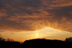 Sonnenuntergang am 26.12.2020 - Bild 2