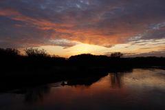 Sonnenuntergang am 26.12.2020 - Bild 3
