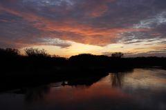 Sonnenuntergang am 26.12.2020 - Bild 4