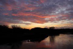 Sonnenuntergang am 26.12.2020 - Bild 5