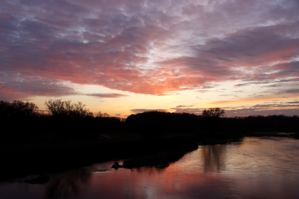 Sonnenuntergang am 26.12.2020 - Bild 6