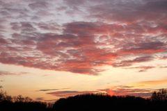 Sonnenuntergang am 26.12.2020 - Bild 7