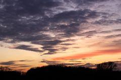 Sonnenuntergang am 26.12.2020 - Bild 8